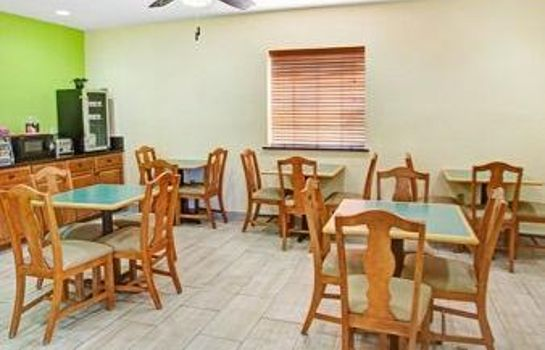 Restaurante SUPER 8 ST AUGUSTINE BEACH
