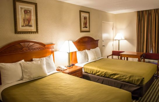 Zimmer Econo Lodge Panama City