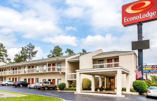 Außenansicht Econo Lodge Fort Gordon