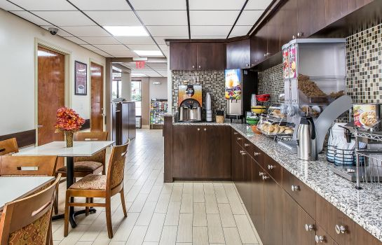 Restaurant Econo Lodge Midtown