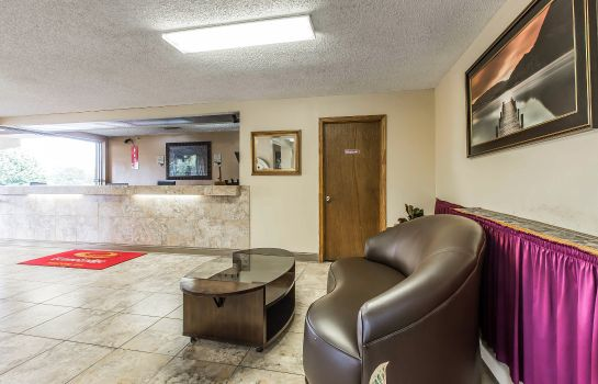 Hol hotelowy Econo Lodge Macon