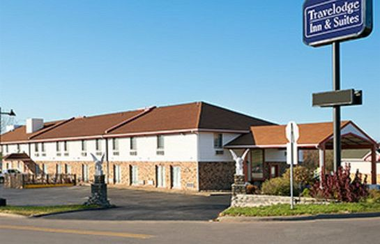 Vista esterna Travelodge Inn and Suites Muscatine