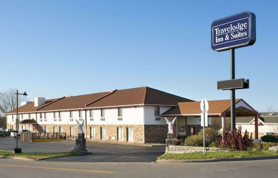 Vue extérieure Travelodge Inn and Suites Muscatine