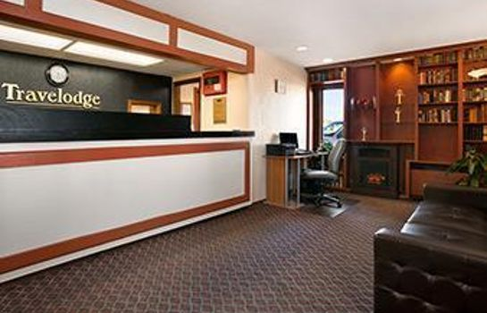 Hotelhalle Travelodge Inn and Suites Muscatine