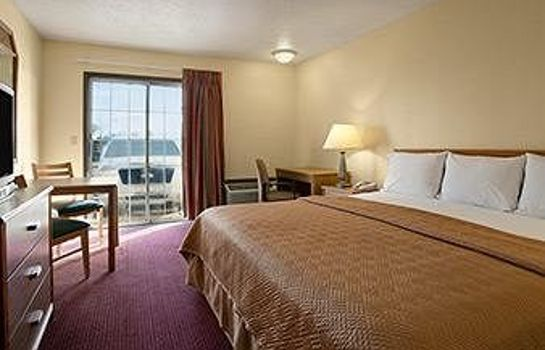 Standardzimmer Travelodge Inn and Suites Muscatine