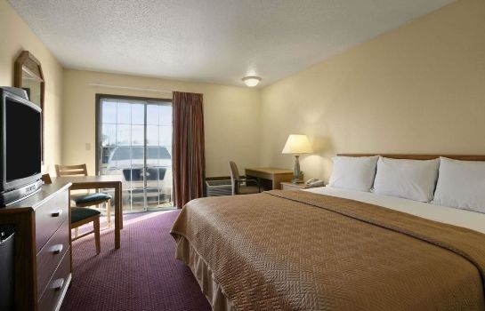 chambre standard Travelodge Inn and Suites Muscatine