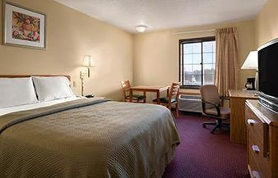 Zimmer Travelodge Inn and Suites Muscatine