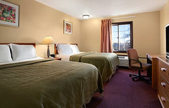 Chambre Travelodge Inn and Suites Muscatine