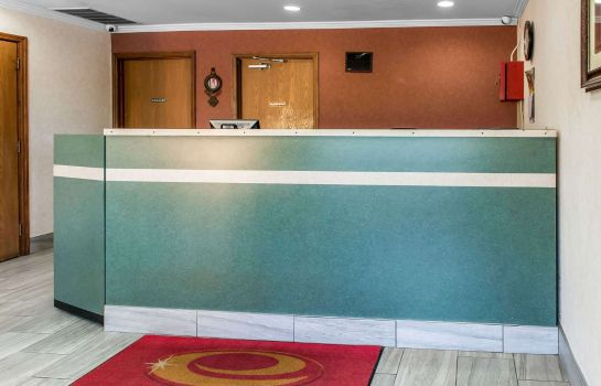 Hall Econo Lodge Lexington