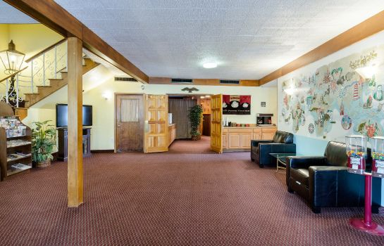 Hotelhalle Econo Lodge Sutton