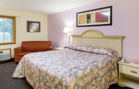 Suite junior Econo Lodge Sutton