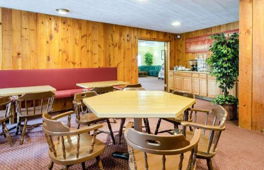 Restaurant Econo Lodge Sutton