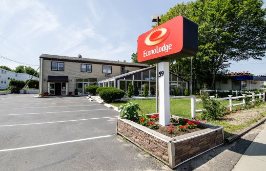 Außenansicht Econo Lodge West Yarmouth