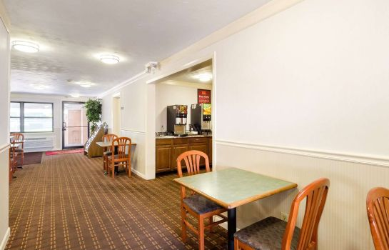 Restaurante Econo Lodge Boston-Malden
