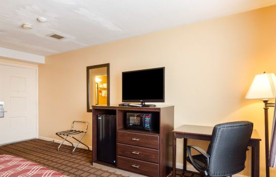 Chambre Econo Lodge Malden