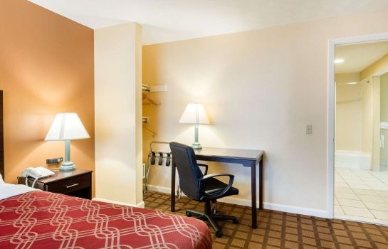 Habitación Econo Lodge Boston-Malden