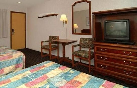 Zimmer Econo Lodge Mackinaw City
