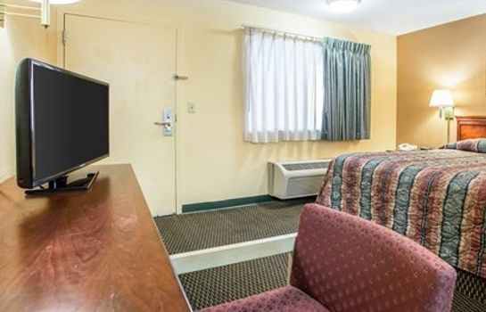 Zimmer Econo Lodge Saint Robert