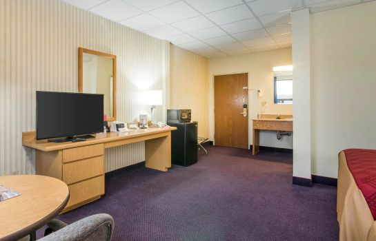 Kamers Econo Lodge Manchester