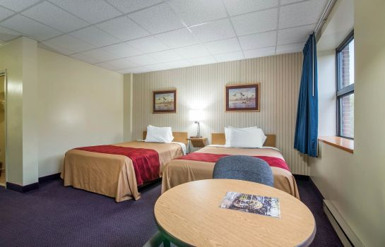 Zimmer Econo Lodge Manchester