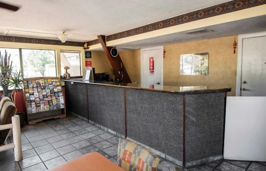 Hotelhalle Econo Lodge Downtown