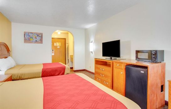 Habitación Econo Lodge Inn and Suites Albuquerque