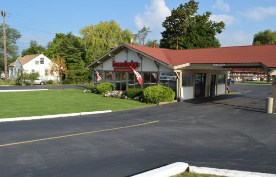 Außenansicht Econo Lodge Buffalo South