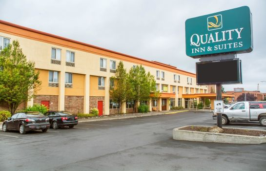 Vista esterna Quality Inn & Suites Riverfront