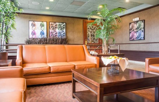 Hotelhalle Quality Inn & Suites Riverfront