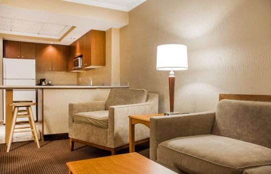 Suite Quality Inn & Suites Riverfront