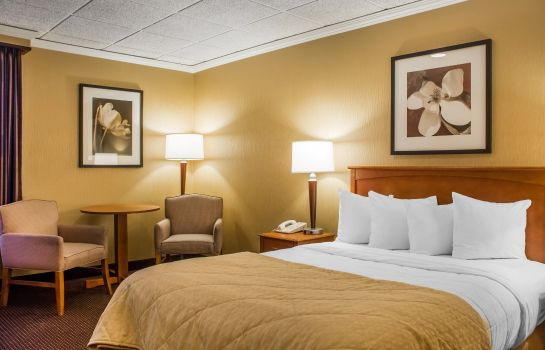 Zimmer Quality Inn & Suites Riverfront