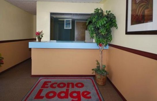 Hotelhalle Econo Lodge Columbus