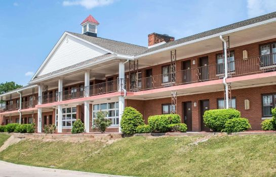 Außenansicht Econo Lodge Williamsport
