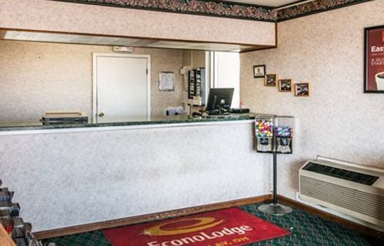 Lobby Econo Lodge Findlay