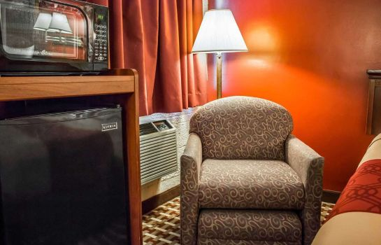 Doppelzimmer Komfort Econo Lodge Williamsport