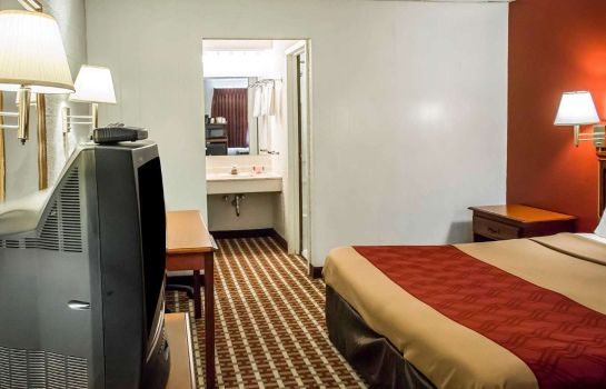 Zimmer Econo Lodge Williamsport