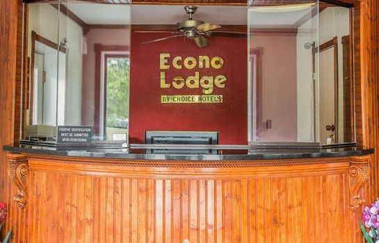 Hotelhalle Econo Lodge Fort Jackson