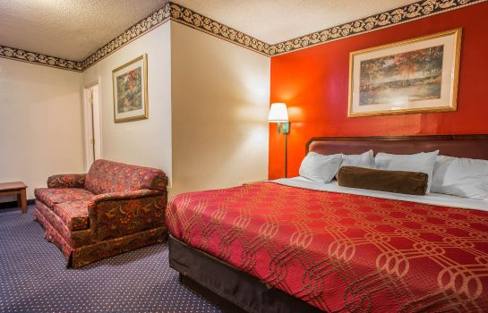 Suite Econo Lodge Fort Jackson