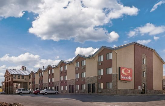 Buitenaanzicht Econo Lodge Rapid City