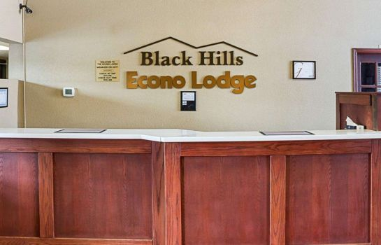 Hall Econo Lodge Rapid City