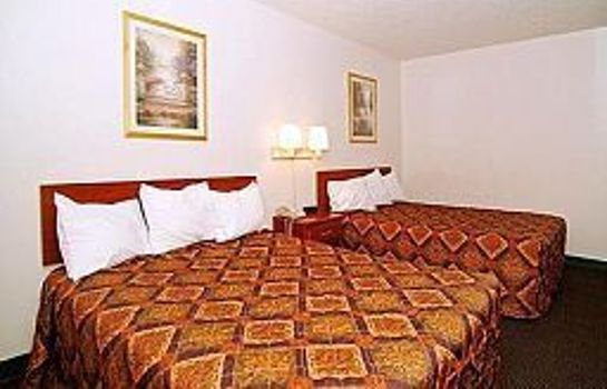 Chambre Econo Lodge Rapid City