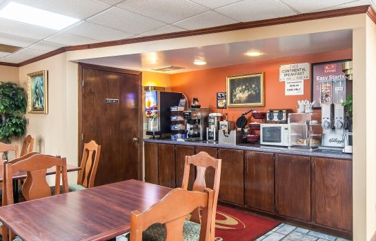 Restaurant Econo Lodge Cleveland