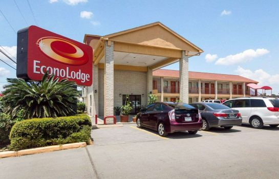 Exterior view Econo Lodge Houston Econo Lodge Houston