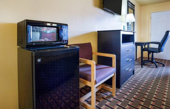 Room Econo Lodge Houston