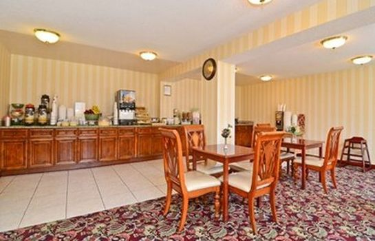 Restaurant Quality Inn & Suites Near Ft. Belvoir