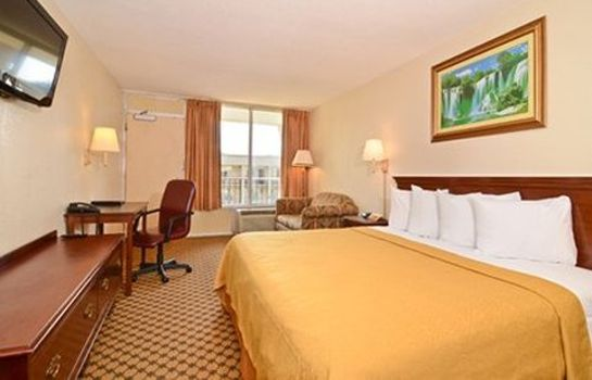Room Quality Inn & Suites Near Ft. Belvoir