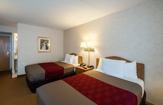Room Econo Lodge Metro