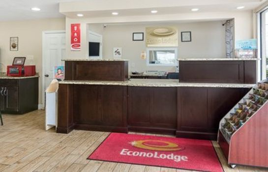 Hotelhalle Econo Lodge Town Center