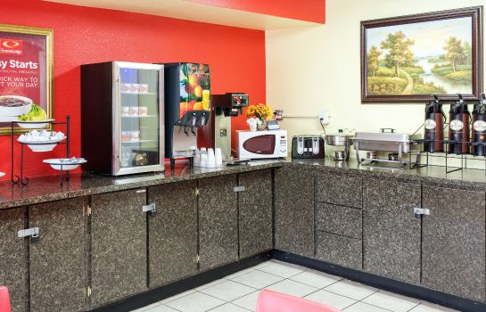 Restaurant Econo Lodge Inn & Suites I-64 & US 13