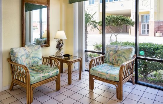 Hotelhalle Econo Lodge Virginia Beach - On the Ocean